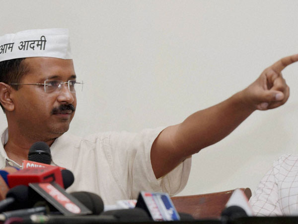 AAP accuses BJP of 'horse-trading'