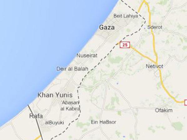 Israeli navy arrest four Palestinian fishermen