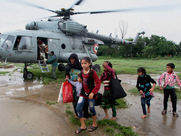 Jammu floods updates: Rain wanes, UN to aid in relief operations