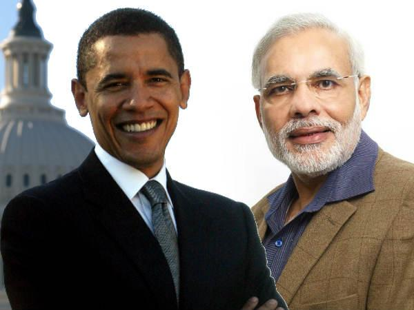 Modi's journey:'No US Visa' to 'Welcome'