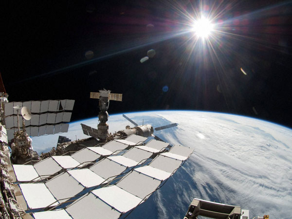 Earth observation: NASA to perfect ISS