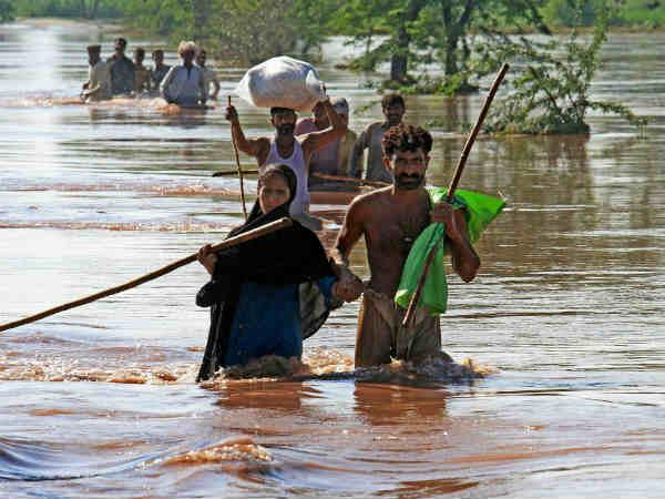 In Pics: Pakistan floods