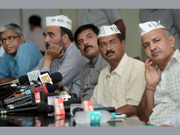 AAP urges Jung to revise letter to Prez