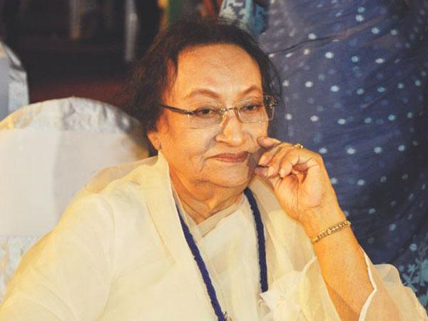 Ghazal maestro Firoza Begum passes away