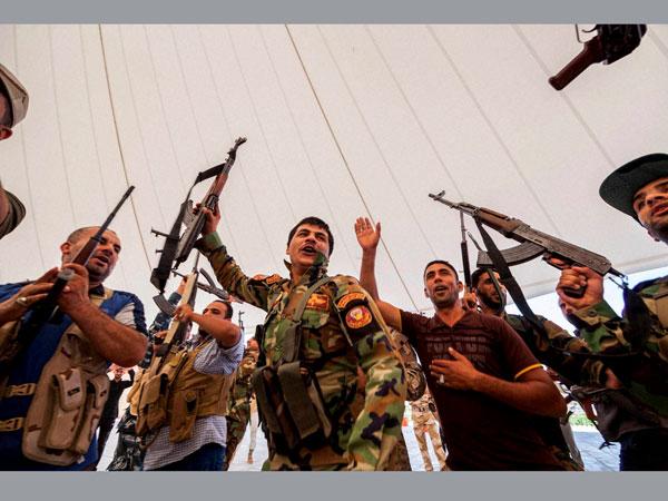 Blast kills 28 rebel leaders in Syria