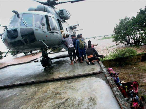 1,737 personnel deployed in rescue work