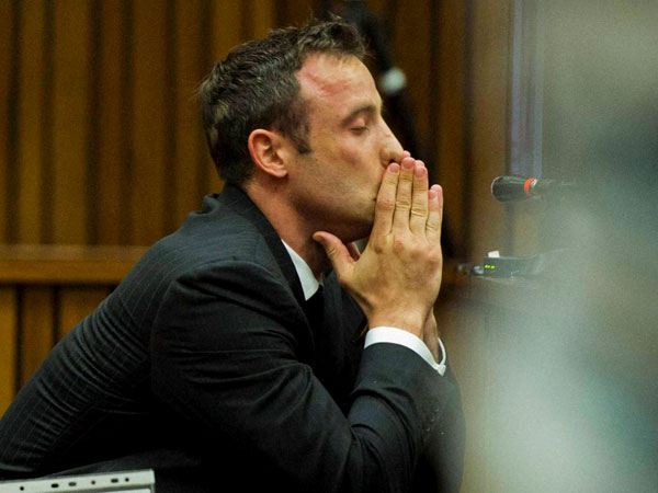Oscar Pistorius to receive verdict