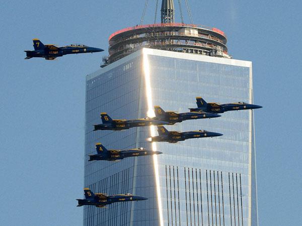 WTC: NY marks 13th anniversary