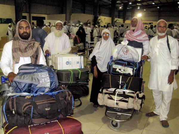 Haj flights delays in Goa
