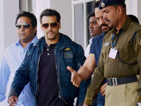 Salman lands in religious controversy