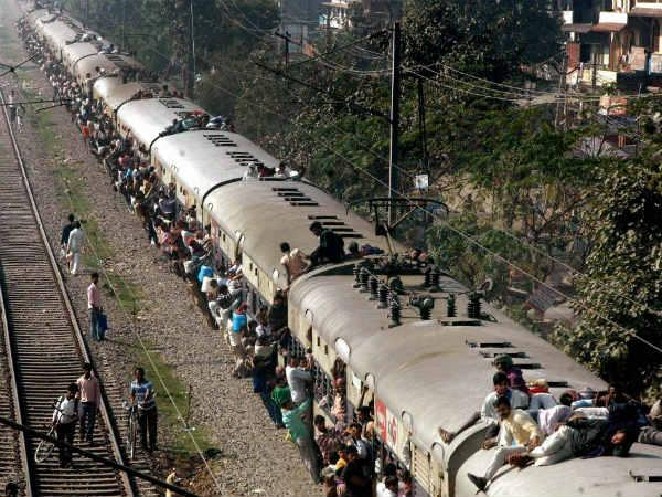 Two trains collide in Gorakhpur; 2 dead, many injured