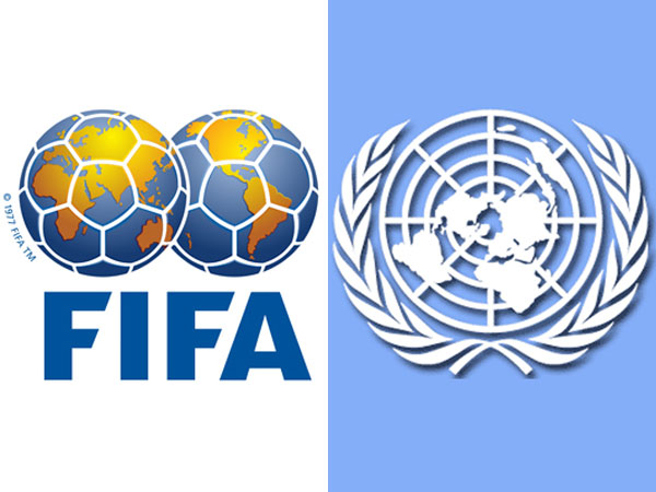 FIFA, UN to cooperate in fight against Ebola