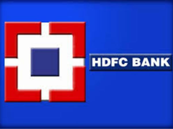 SMS is in:  HDFC Bank goes green