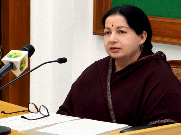 Voting for BJP won't benefit people:Jaya
