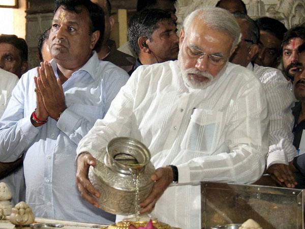Modi condoles Kireet Joshi's death