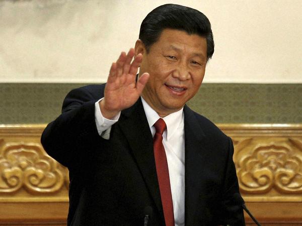 Modi's day with Xi: Ahmedabad shines