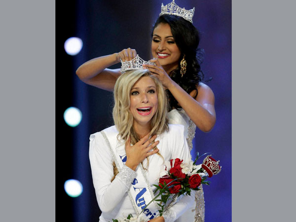 Miss New York crowned new Miss America