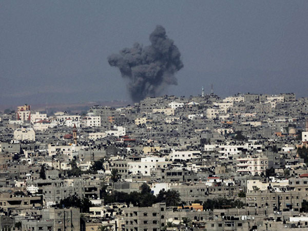 IS Air strikes:Arab countries offer help