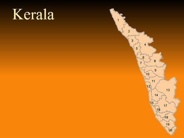 Kerala receives 9% excess rainfall