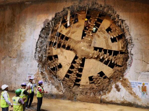 Construction of Metro dips Delhi's water table
