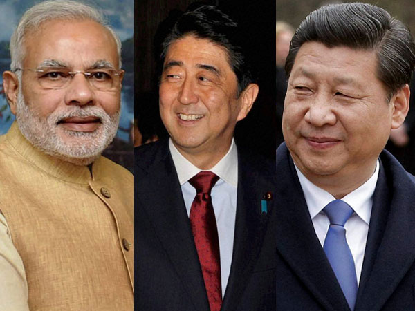 India's Japan move vis-a-vis China