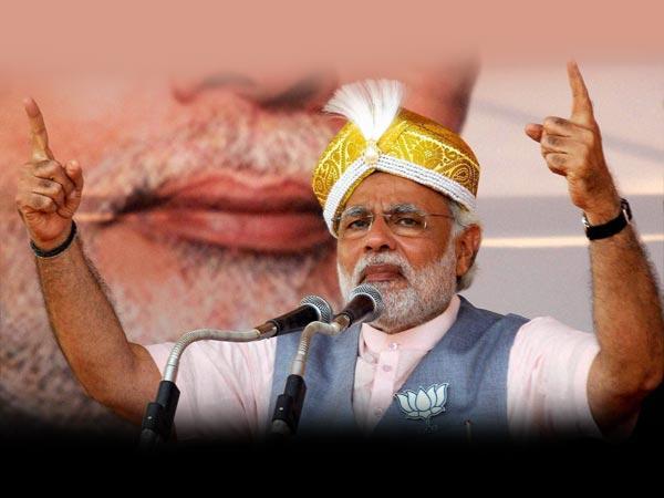 Modi's 'Swachh Bharat' with Raghunath