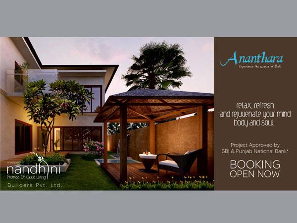 Ananthara: Nandhini group launches villa