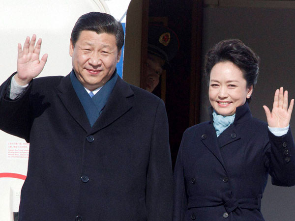 Xi Jinping's wife to visit Delhi school