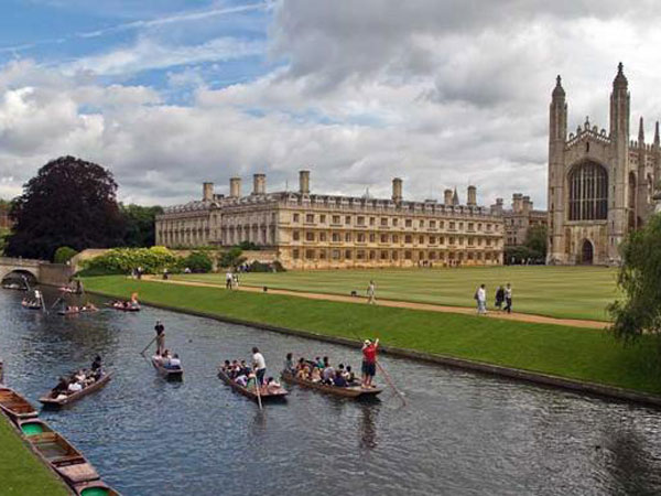 Cambridge gets its first Indian lecturer