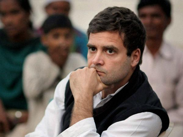 Has Rahul Gandhi's popularity dipped within Congress