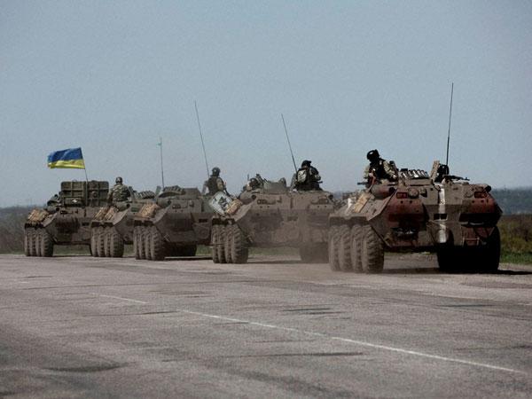 Ukraine prez offers autonomy