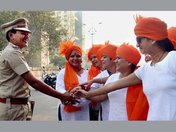 Gender classes for Delhi cops!