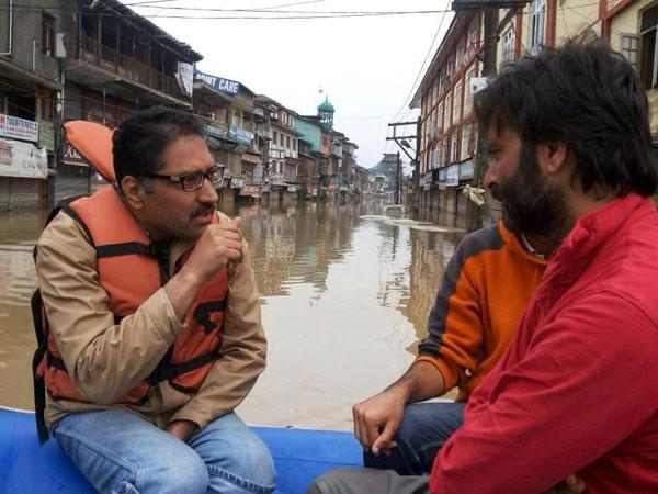 Jammu & Kashmir Liberation Front (JKLF) leader Yasin Malik has now resorted to disrupt relief and rescue operations in the region.