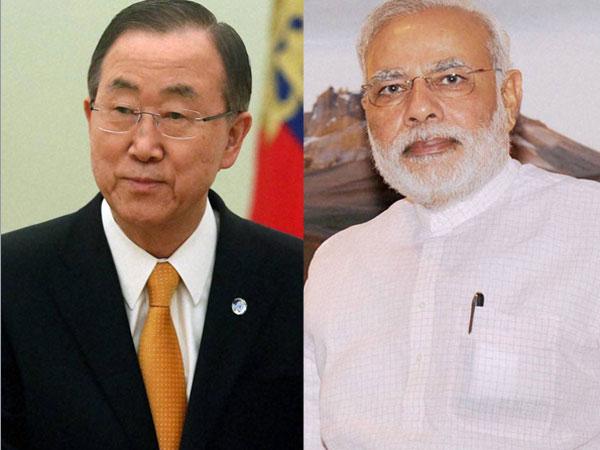 UN chief wants Modi at climate summit