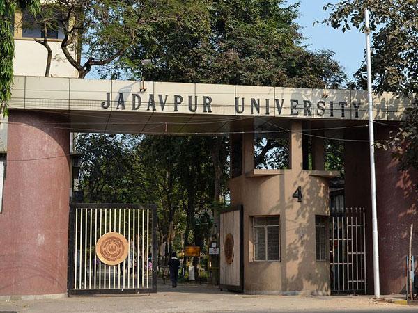 Jadhavpur University.