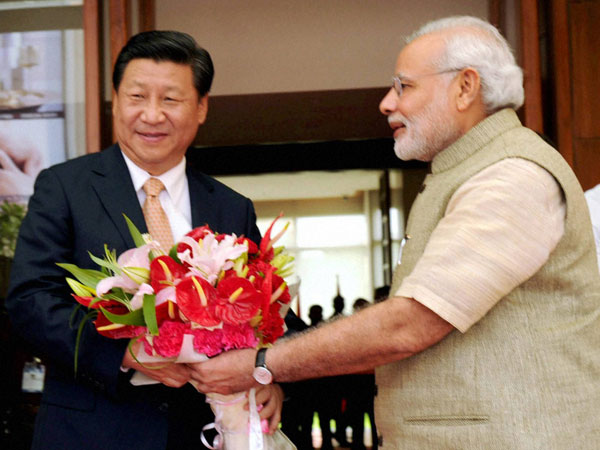 Chinese President in Ahmedabad