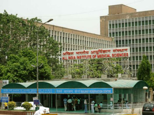Now AIIMS are also being marred by scams.