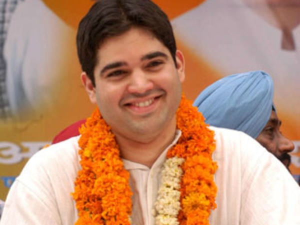 Does Varun has the credentials of representing the BJP in UP?