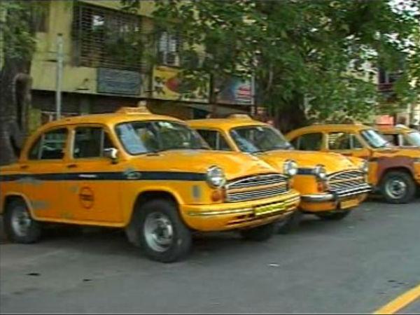 Total transport strike in West Bengal.