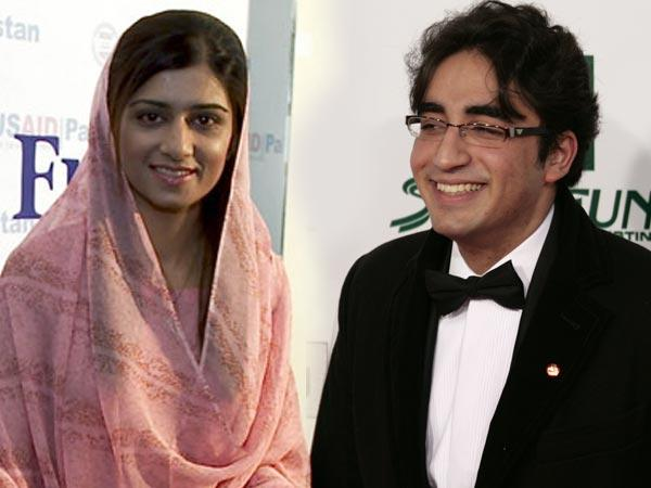 Hina Rabbani Khar And Bilawal Bhutto Hot Pictures Hina Rabbani Khar | Bi...