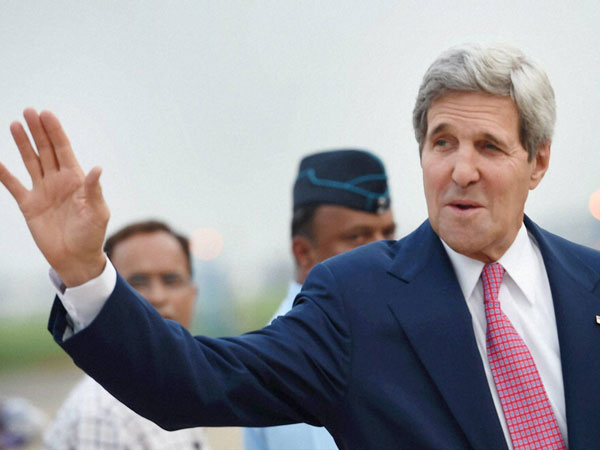 Iran can help tackle IS: Kerry