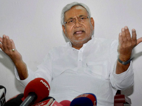 HC reserves order to make Nitish, Tiwari accused