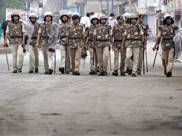 Curfew lifted from areas in Rajasthan