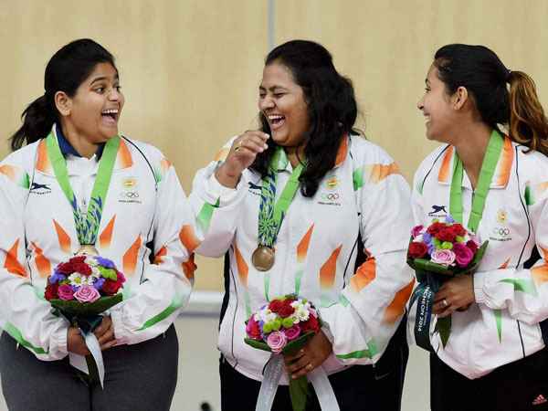 Women bag broze at Asian Games
