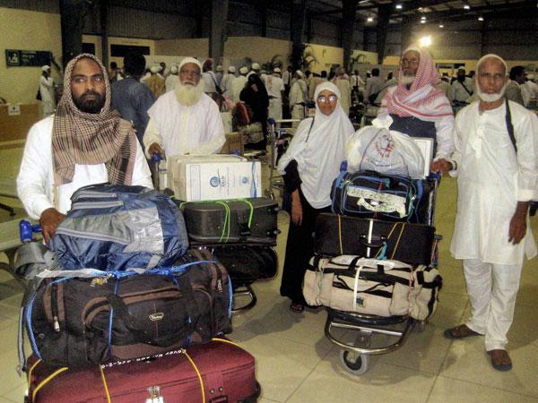 Haj pilgrims tested for Ebola at Jeddah