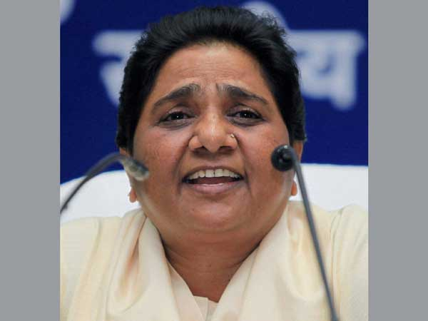 Mayawati saves party from controversy