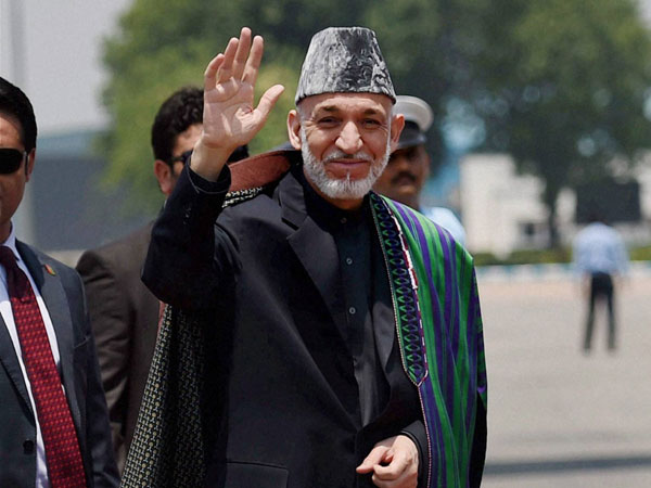 Karzai: Peace in Afghan depends on US