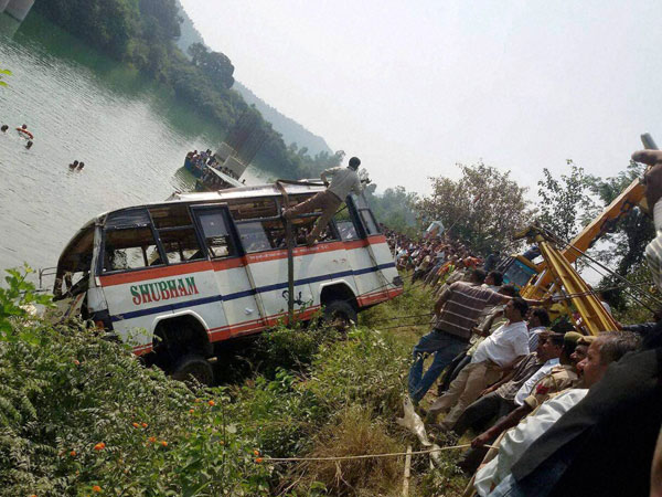25 killed in Himachal bus accident