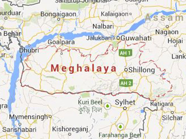 Meghalaya blockade cuts off parts of NE