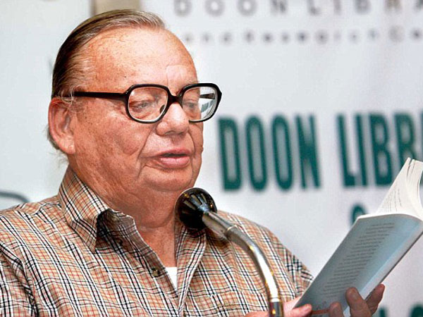 How 'boxer' Ruskin Bond got disqualified!